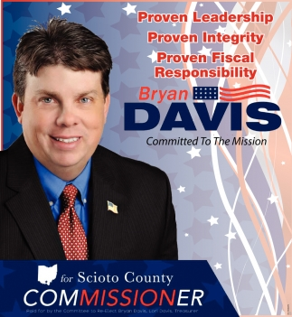 Bryan Davis for Scioto County Commissioner