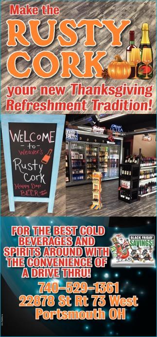 Thanksgiving Refreshment Tradition