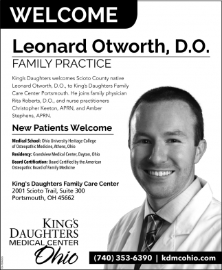 Leonard Otworth, D.O.