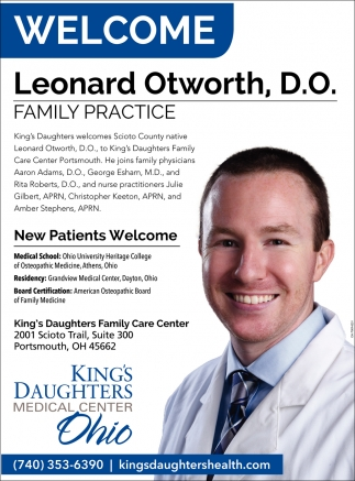 Leonard Otworth, D.O.