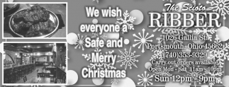 Safe and Merry Christmas