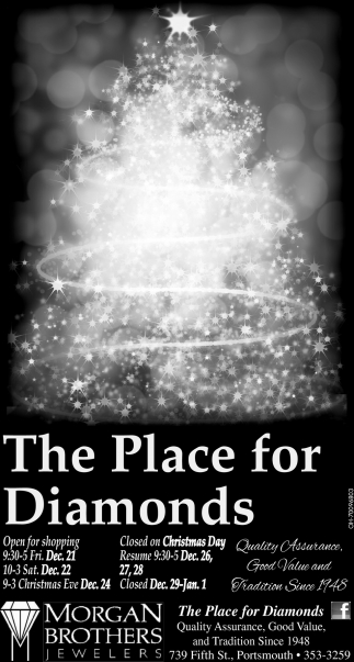 The Place for Diamonds