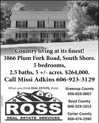 3866 Plum Fork Road, South Shore