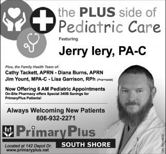 Featuring Jerry Lery, PA-C