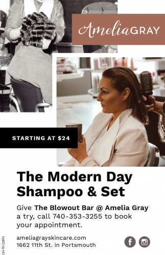 The Modern Day Shampoo & Set