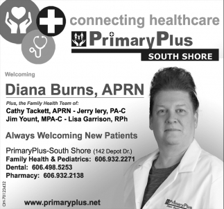 Welcoming Diana Burns, APRN