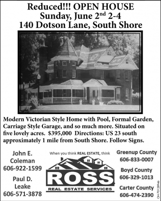 140 Dotson Lane, South Shore