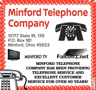 Providing Telephone Service and Excellent Custome Service
