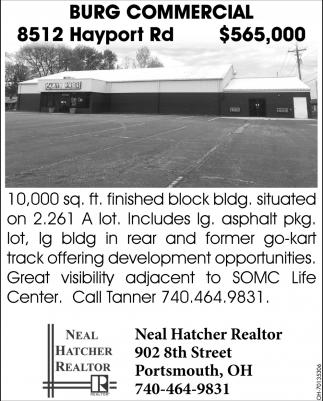 Burg Commercial - 8512 Hayport Rd