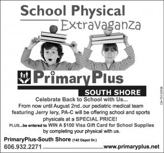 School Physical - Extravaganza