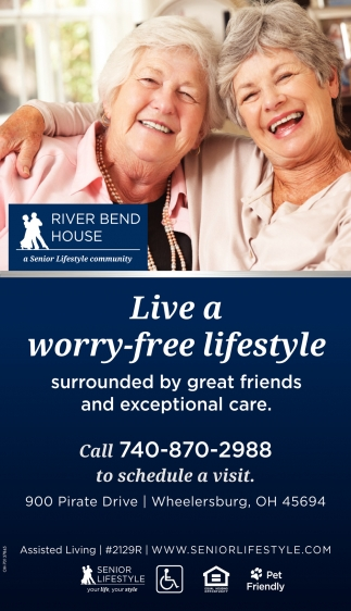 Live a worry-free lifestyle