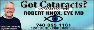 Got Cataracts?