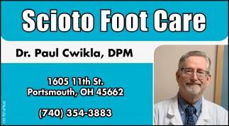 Dr. Paul Cwikla, DPM