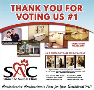 Thank You for voting Us #1