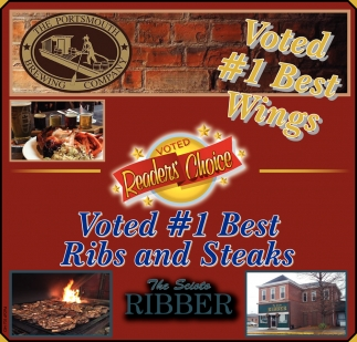 Voted #1 Best Wings