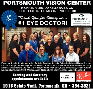 Thanks You for Voting Us... #1 Eye Doctor