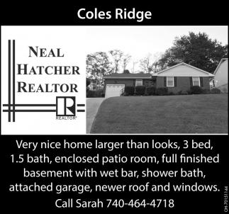 Coles Ridge