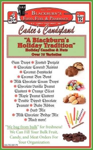Cadee's Candyland