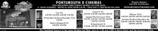Portsmouth 8 Cinemas - Best Movie Theatre