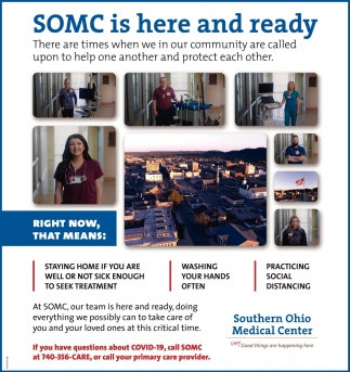 SOMC Is Here and Ready