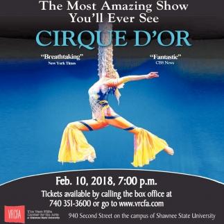 Cirque D'or