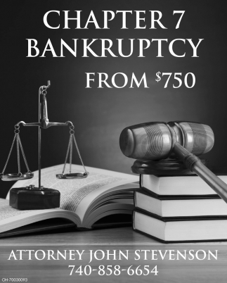 Chapter 7 Bankruptcy from $750
