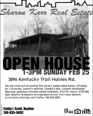 3096 Kentucky Trail Haines Rd