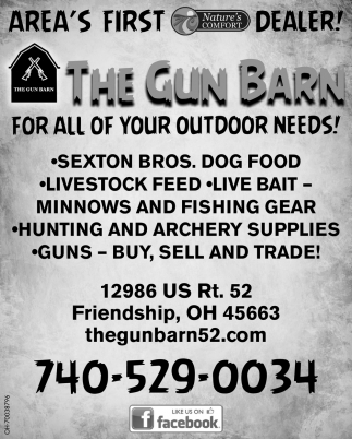 For all of your outdoor needs!