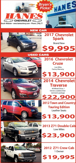 New Cars & Used Cars