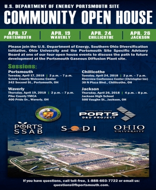 Community Open House