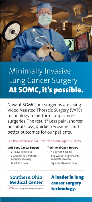 Minimally Invasive Lung Cancer Surgery
