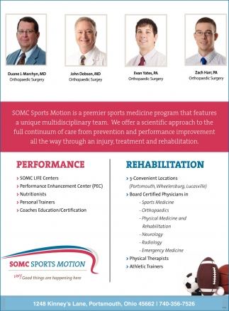 SOMC Sports Motion