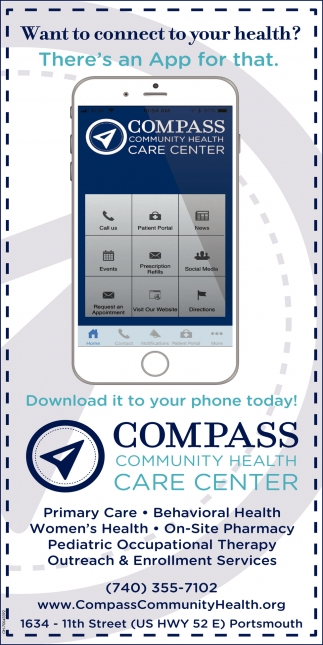 Download our app to your phone today!
