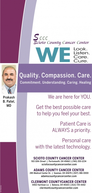 Quality. Compassion. Care.