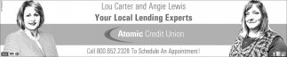 Your Local Lending Experts