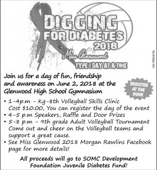 Digging for Diabetes 2018