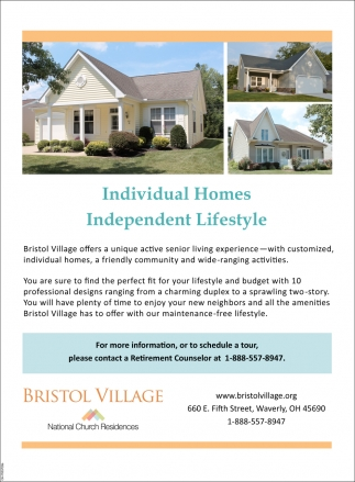 Individual Homes