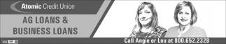 Ag Loans & Business Loans