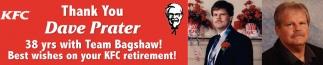 Dave Prater Retirement