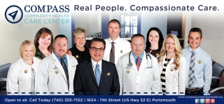 Real people, compassionate care