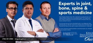 Orthopedics & Sports Medicine