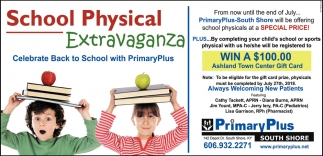 School Physical Extravaganza