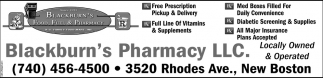 Free Prescription Pickup & Delivery