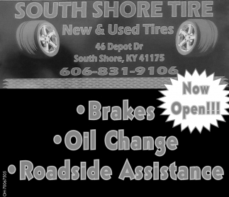 New & Used Tires