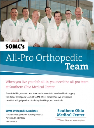 All-Pro Orthopedic Team
