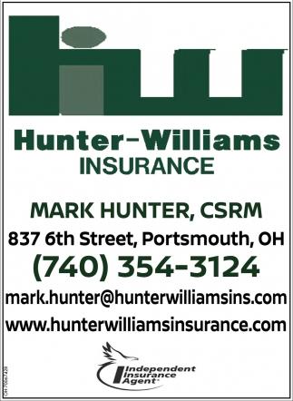 Mark Hunter, CSRM