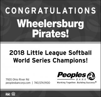 Wheelersburg Pirates