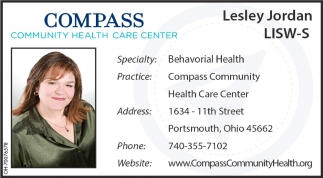 Lesley Jordan LISW-S
