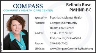 Belinda Rose PMHNP-BC