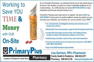 Lisa Garrison, RPh Pharmacist